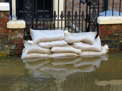 Unlike some risks such as the risk of a fire or burglary, there is not much you can do to prepare for or minimize the chances of a flood occurring...